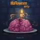 Halloween Party - Brains on the Plate - GraphicRiver Item for Sale