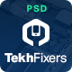 TekhFixers - Phone and Electronic Devices Repair Shop - ThemeForest Item for Sale