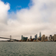 Long Panoramic View San Francisco Fishermans Wharf City Skyline - PhotoDune Item for Sale