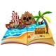 A Pop Up Book Pirate Theme - GraphicRiver Item for Sale