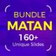 Matan Bundle Powerpoint Template - GraphicRiver Item for Sale