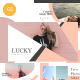 Lucky Google Slide Template - GraphicRiver Item for Sale