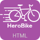 HeroBike - Responsive Bike Shop Template - ThemeForest Item for Sale