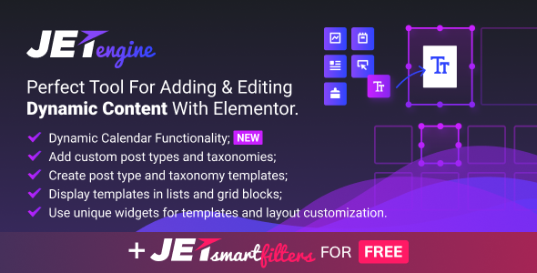 JetEngine — Adding & Editing Dynamic Content with Elementor - CodeCanyon Item for Sale