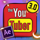 The YouTuber Pack - Comic Edition V3.0 - VideoHive Item for Sale