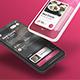 Scarlett - Mobile Food & Restaurants UI Kit - GraphicRiver Item for Sale