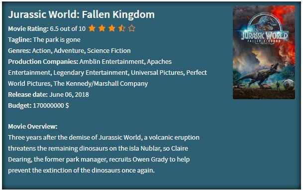 IMDB WordPress Plugin