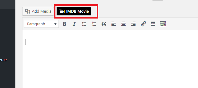 IMDB WordPress Plugin