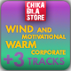 Wind and Warm Motivational Corporate