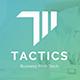 Business Tactics Pitch Deck Google Slide Template - GraphicRiver Item for Sale