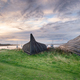 Boathouses at Lindisfarne - PhotoDune Item for Sale