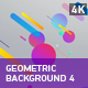 Geometric Background 4 - VideoHive Item for Sale