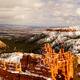 Bryce Canyon Endures Snow and Winter Weather in Utah Territory  - PhotoDune Item for Sale