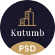 Kutumb - Real estate multipurpose PSD templates