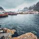 A village on Lofoten Islands, Norway - PhotoDune Item for Sale