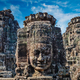 Faces of Bayon temple, Angkor, Cambodia - PhotoDune Item for Sale