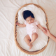 Baby sleeping in a basket - PhotoDune Item for Sale