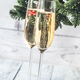 Glasses of champagne with Christmas tree - PhotoDune Item for Sale