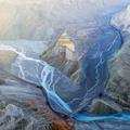 beautiful xinjiang anjihai grand canyon - PhotoDune Item for Sale