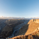 sun shines on the grand canyon, xinjiang - PhotoDune Item for Sale