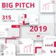 Big Pitch Google Slides Presentation Template - GraphicRiver Item for Sale