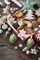 Christmas cookies and decorations - PhotoDune Item for Sale