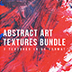 Abstract Art Textures Bundle - GraphicRiver Item for Sale