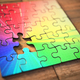 Colorful Jigsaw Puzzles - PhotoDune Item for Sale