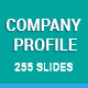 Stunning Company Profile Keynote Presentation Template - GraphicRiver Item for Sale