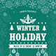 Winter Holiday Flyer - GraphicRiver Item for Sale