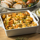 Homemade Bread Stuffing for Thanksgiving Dinner - PhotoDune Item for Sale