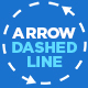 Arrow Dashed Line - VideoHive Item for Sale