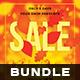 Autumn Sale Flyer Bundle - GraphicRiver Item for Sale