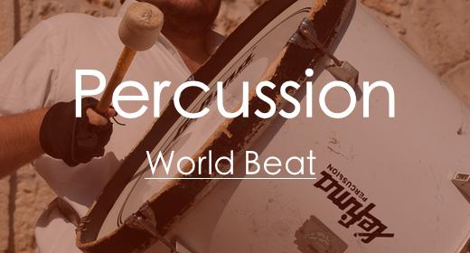 Percussion World Beat
