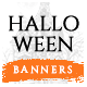 Halloween Sale, Web Banner Set - GraphicRiver Item for Sale