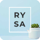 Rysa - Creative Powerpoint Template - GraphicRiver Item for Sale
