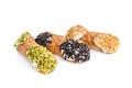 Three cannoli pastries - PhotoDune Item for Sale