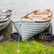 Rowing Boats Near Kilbeg Pier in Ireland - PhotoDune Item for Sale
