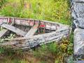 Abandoned Rowing Boat - PhotoDune Item for Sale