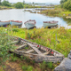 Abandoned Rowing Boat - PhotoDune Item for Sale