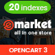 eMarket - Multi-purpose MarketPlace OpenCart 3 Theme (20+ Homepages & Mobile Layouts Included) - ThemeForest Item for Sale