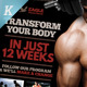 Personal Training Flyer Template v.02 - GraphicRiver Item for Sale