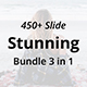 Stunning 3 in 1 Bundle Creative Powerpoint Template - GraphicRiver Item for Sale