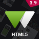 Webster - Responsive Multi-purpose HTML5 Template - ThemeForest Item for Sale
