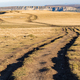 dirty road on top of Bermamyt mountain Plateau - PhotoDune Item for Sale