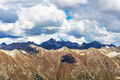 view of Caucasus mountains from Dombay sky station - PhotoDune Item for Sale