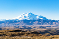 Mount Elbrus from Bermamyt at september morning - PhotoDune Item for Sale