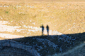 shadows on a rock of Bermamyt Plateau at morning - PhotoDune Item for Sale
