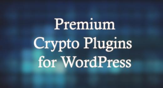 Premium Crypto Plugins and Widgets for WordPress