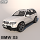 BMW X5 2004 - 3DOcean Item for Sale